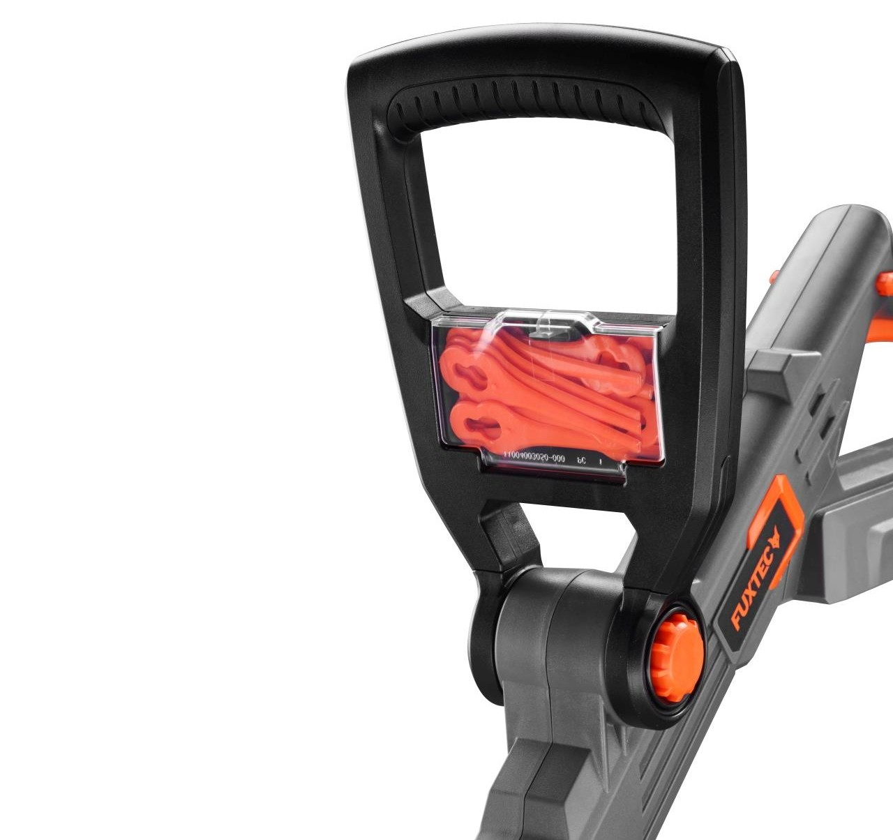 Trimmer FUXTEC SET FX-E1RT20 im Test, Bild 4