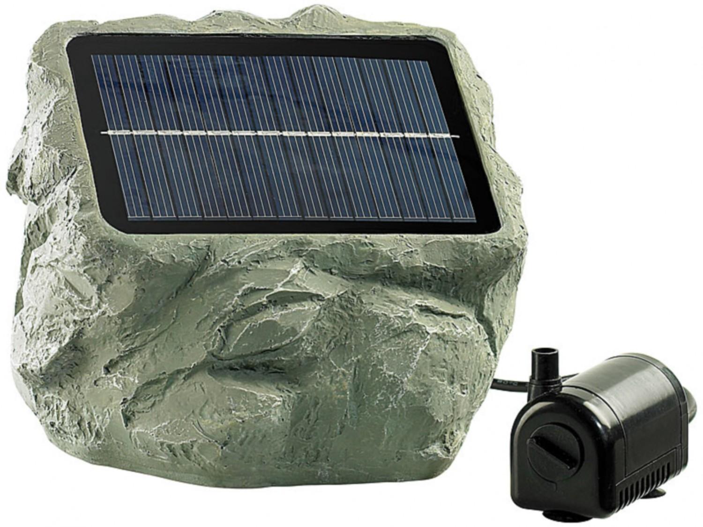 Solarbetriebene