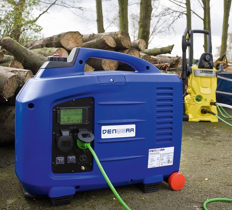 test generatoren denqbar generator dq 2800 sehr gut. Black Bedroom Furniture Sets. Home Design Ideas