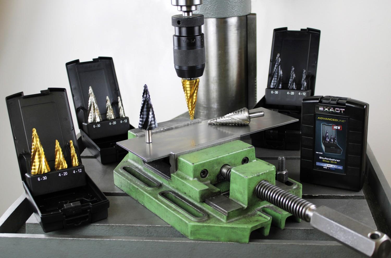 Gewerbliche Werkzeuge Advanced Line Stufenbohrer HSS TIN im Test, Bild 1