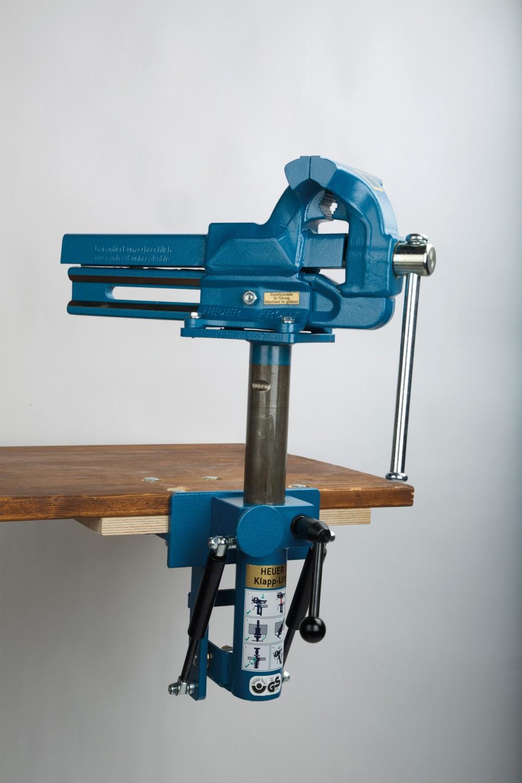 Gewerbliche Werkzeuge Heuer Schraubstock 140 mm im Test, Bild 4