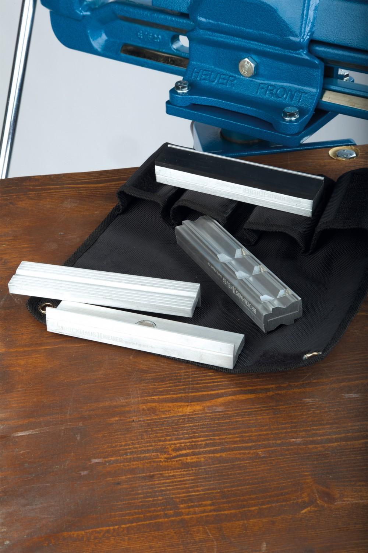 Gewerbliche Werkzeuge Heuer Schraubstock 140 mm im Test, Bild 5