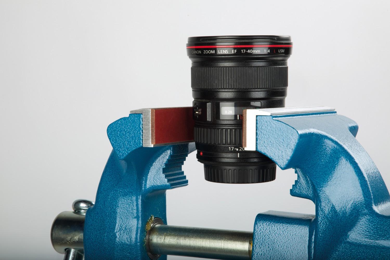 Gewerbliche Werkzeuge Heuer Schraubstock 140 mm im Test, Bild 6