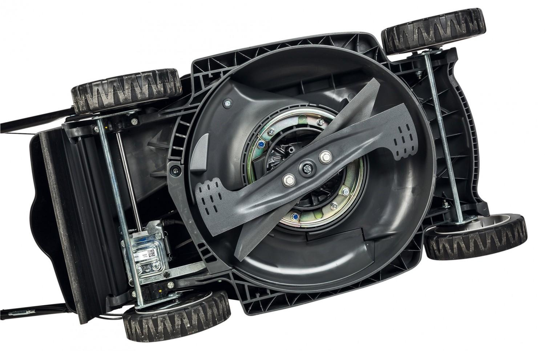 Handrasenmäher-Benzin Honda HRX476C2VKE im Test, Bild 4