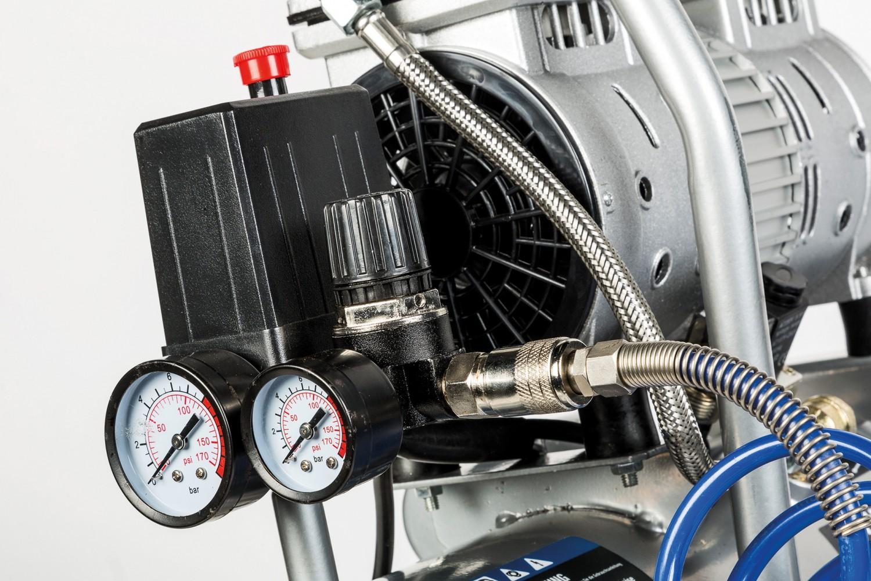 Kompressor Hyundai Power Products SAC55751 im Test, Bild 2