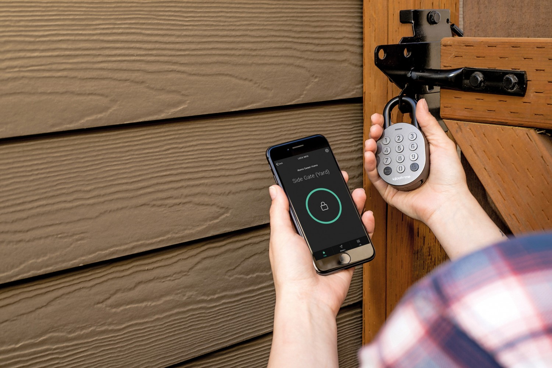 Smart Lock Igloohome Smart Padlock im Test, Bild 1