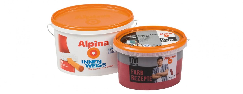 test innenfarben wand alpina farben alpina innenweiss. Black Bedroom Furniture Sets. Home Design Ideas
