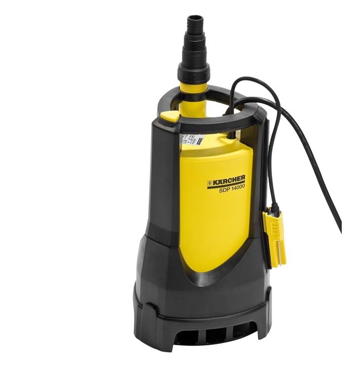 Garten-Pumpen Kärcher SDP 14000 im Test, Bild 1