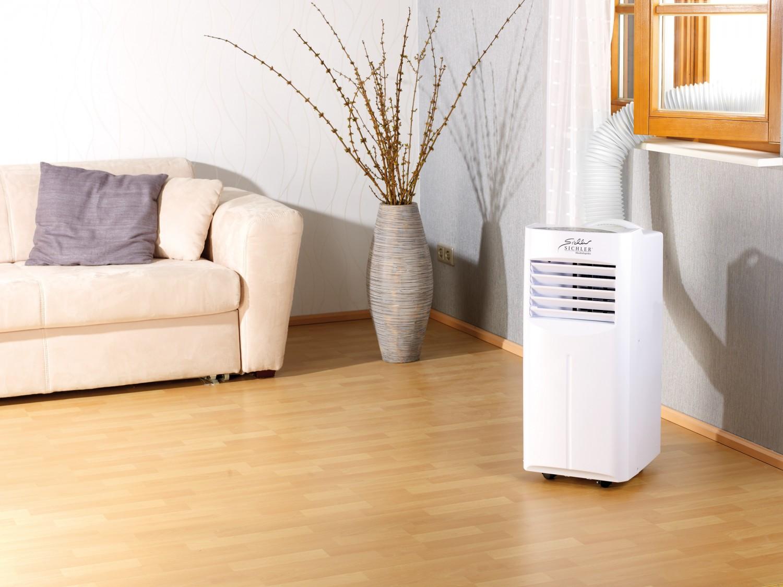 Test Klimageräte Sichler Monoblock Klimaanlage Nc 5653