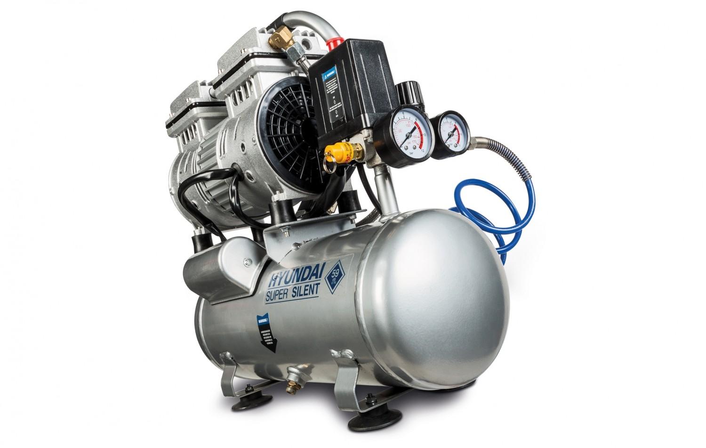 Kompressor Hyundai Power Products SAC55751 im Test, Bild 1
