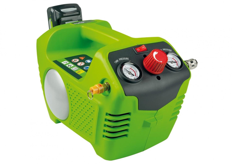 test kompressoren und druckluftwerkzeuge - greenworks 24-v-li-ion