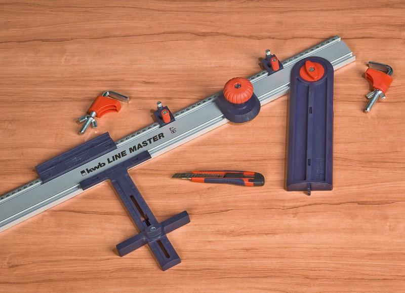 Zubehör Handwerkzeuge kwb Line Master im Test, Bild 2