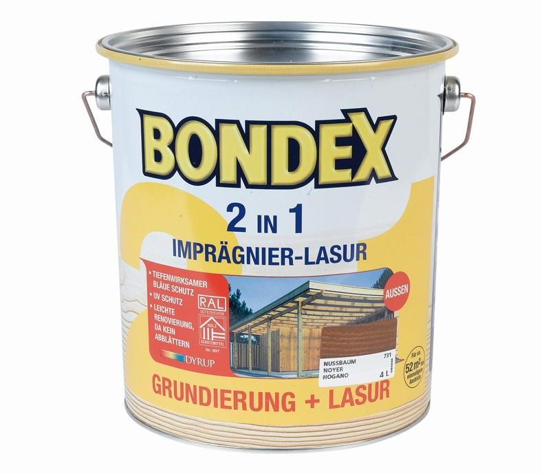 Test Lacke Und Lasuren Bondex 2 In 1 Holzschutzlasur Sehr Gut