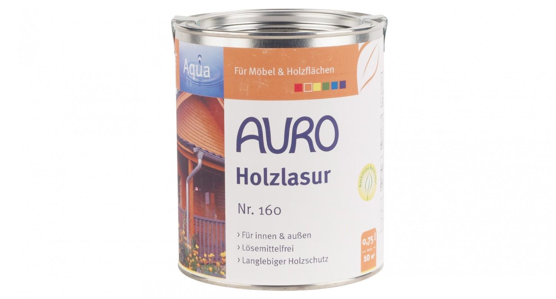 Lacke und Lasuren Auro Holzlasur Nr. 160 im Test, Bild 3