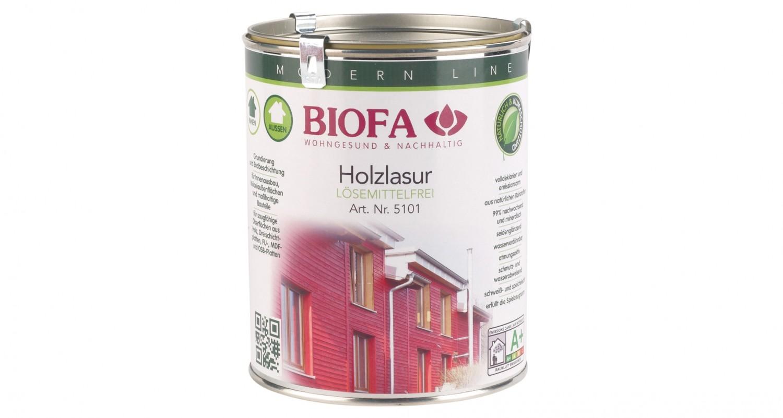 Lacke und Lasuren Biofa Holzlasur Art.-Nr. 5101 im Test, Bild 4