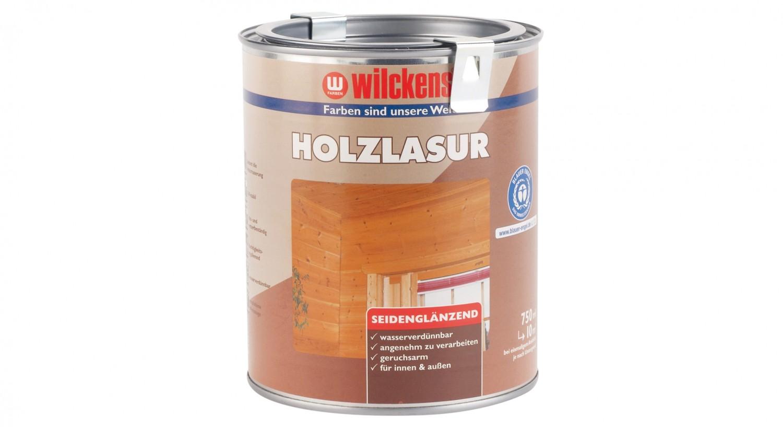 Lacke und Lasuren Wilckens Holzlasur im Test, Bild 7