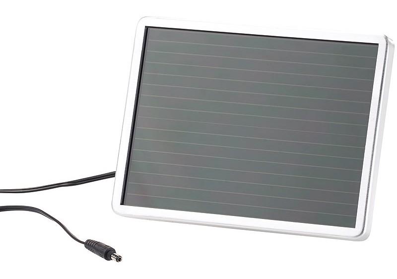 Beleuchtung Luminea Solar-LED-Strahler 10W im Test, Bild 6