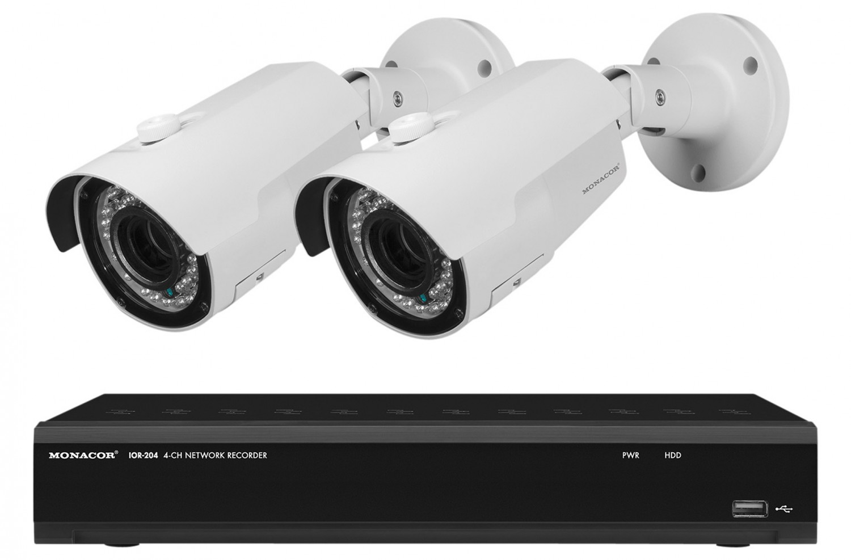 Netzwerkkamera Monacor IOZ-204DV im Test, Bild 5