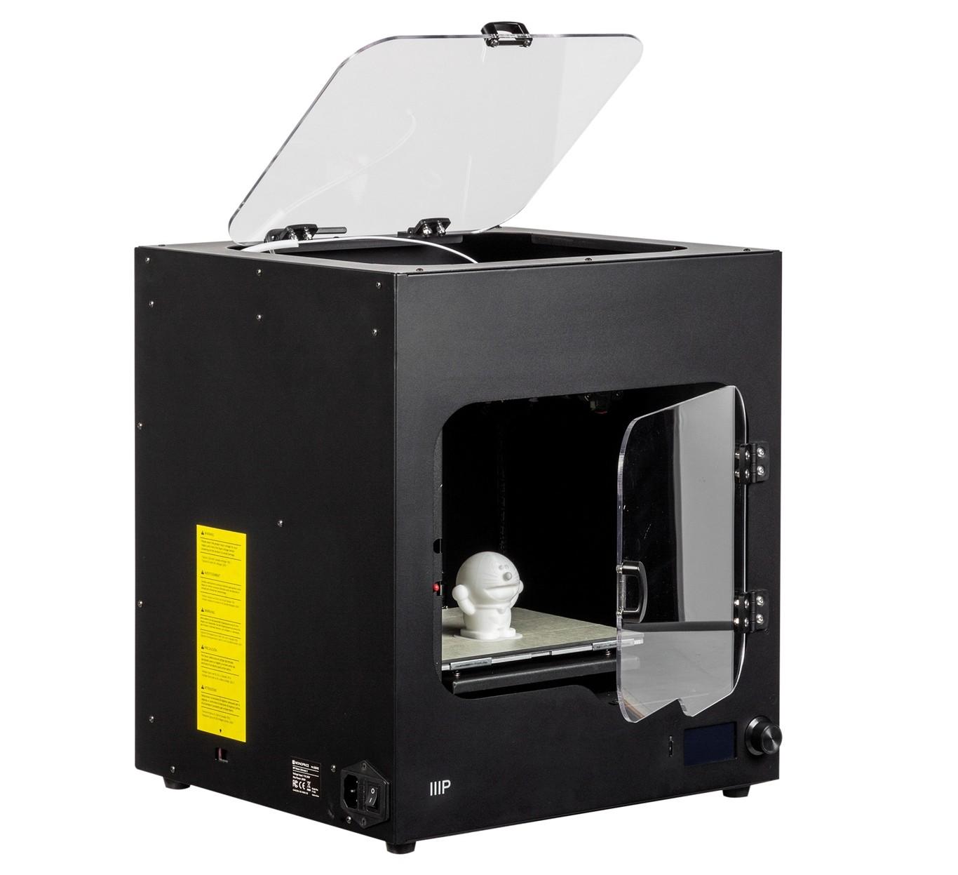 Stationäre Maschinen Monoprice Maker Ultimate 2 im Test, Bild 2