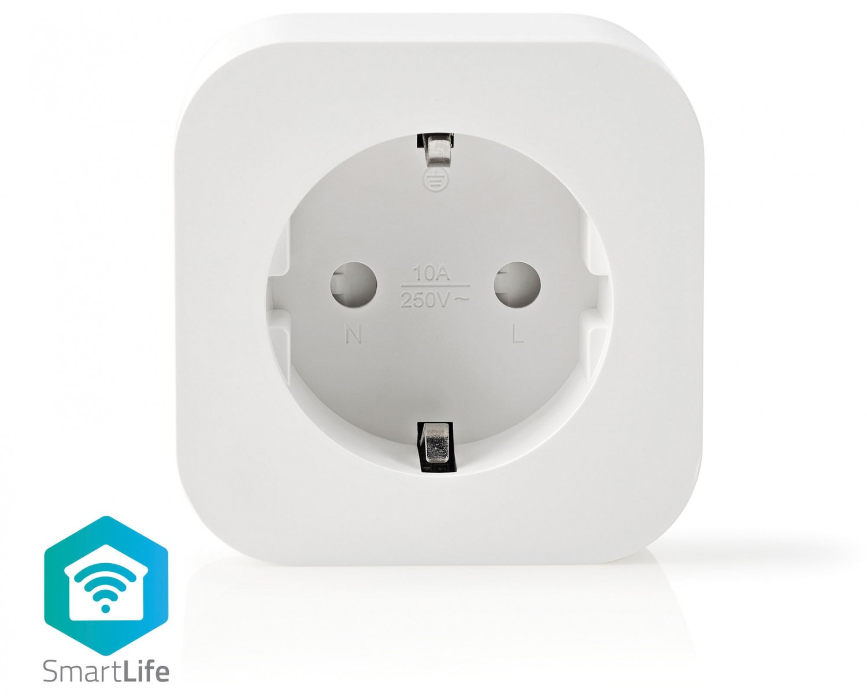 Smart Light Nedis Bulb WIFILF10WTA60, Nedis IP-Cam WIFICI05CWT, Nedis Plug WIFIP130FWT im Test , Bild 1
