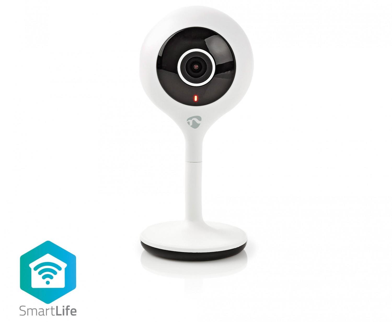 Smart Light Nedis Bulb WIFILF10WTA60, Nedis IP-Cam WIFICI05CWT, Nedis Plug WIFIP130FWT im Test , Bild 3