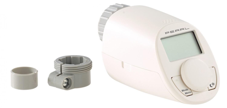 Heizkörperthermostat Pearl Energiespar-Heizkörper- Thermostat im Test, Bild 2