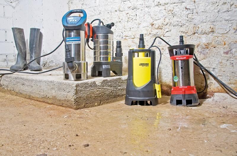 Garten-Pumpen: Pegelkontrolle, Bild 1