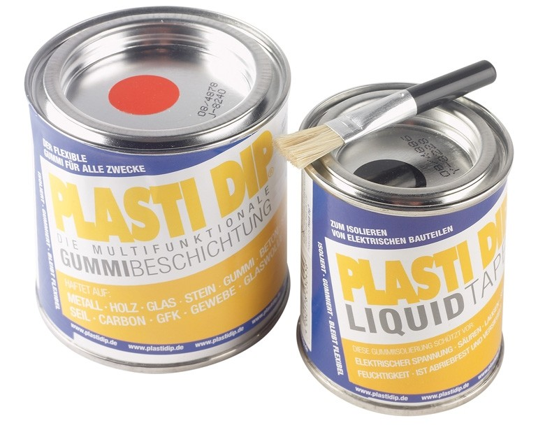 Sonstige Baustoffe Plasti Dip Set Plasti Dip + Liquid Tape im Test, Bild 1