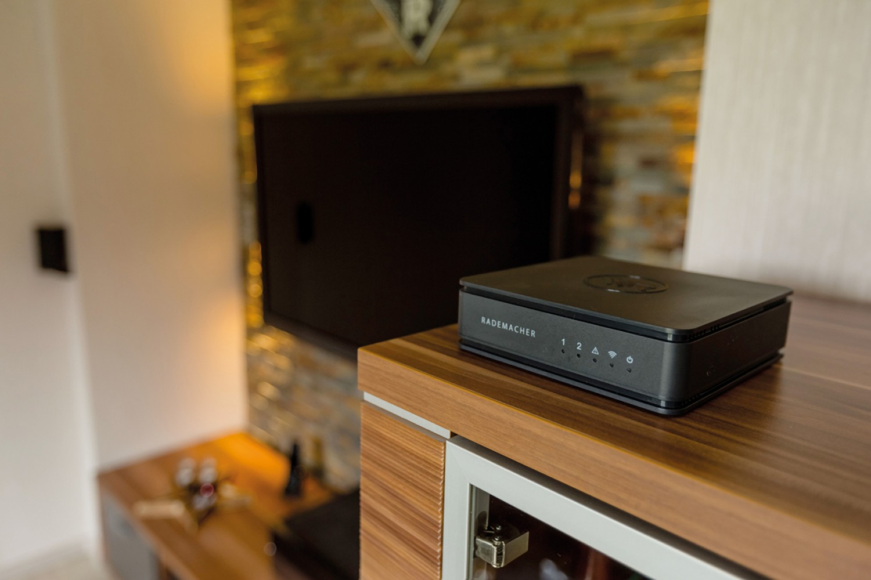 Smart Home Alarmanlage Rademacher HomePilot im Test, Bild 1