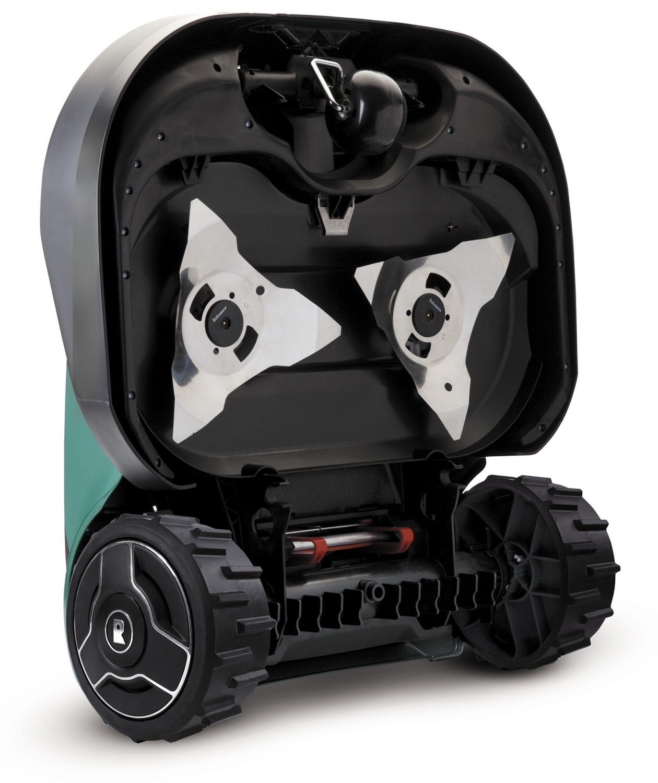 test roboter rasenm her robomow rs625 sehr gut bildergalerie bild 7. Black Bedroom Furniture Sets. Home Design Ideas