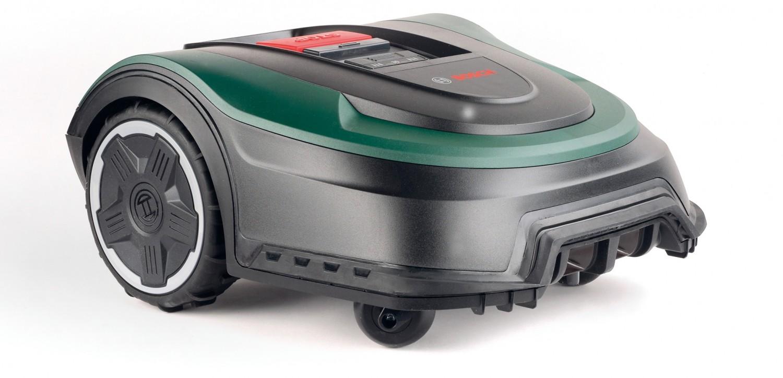 Roboter-Rasenmäher Bosch Indego M+ 700 im Test, Bild 1