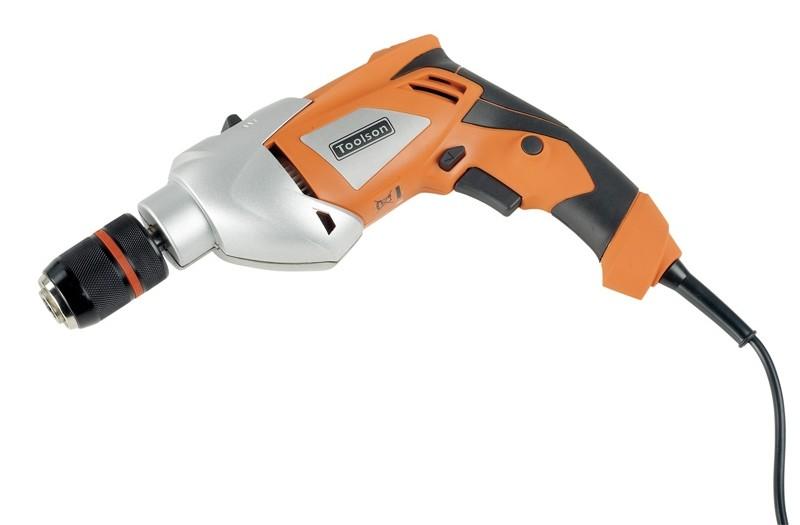 test schlagbohrmaschinen toolson schlagbohrmaschine pro sb 750 sehr gut. Black Bedroom Furniture Sets. Home Design Ideas