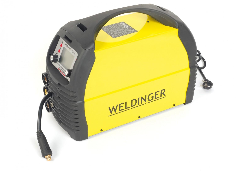 Schweißgeräte Weldinger Schweißgerät MEW 200 SYN dig im Test, Bild 1