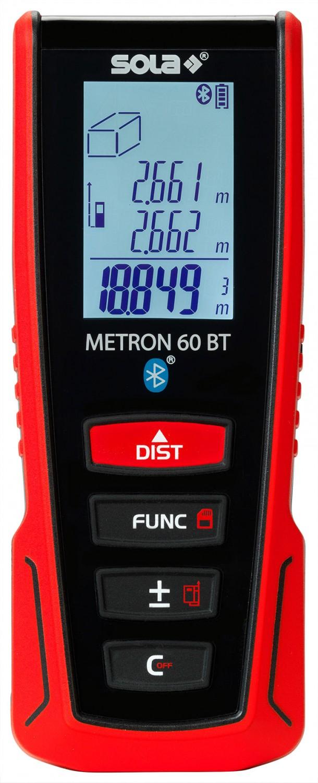 Multi Messgeräte Sola Metron 60 BT im Test, Bild 6