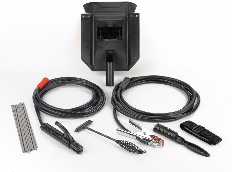 Schweißgeräte Stahlwerk Elektroden-Schweißgerät ARC 200 MD im Test, Bild 2