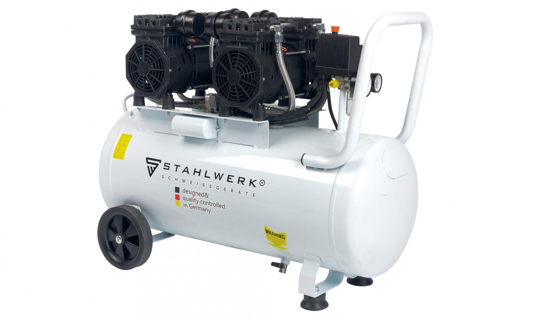 Kompressor Stahlwerk ST 510 pro im Test, Bild 2