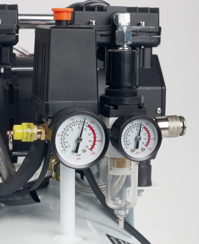 Kompressor Stahlwerk ST 510 pro im Test, Bild 3