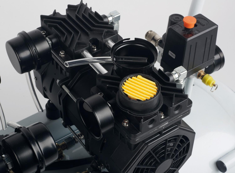 Kompressor Stahlwerk ST 510 pro im Test, Bild 5