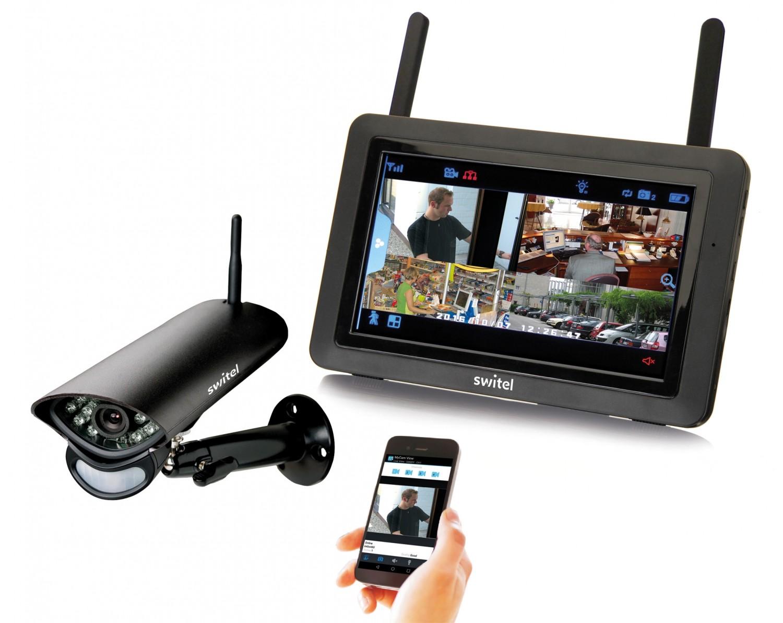 Videoüberwachungsanlage Switel HSIP 5700 im Test, Bild 1
