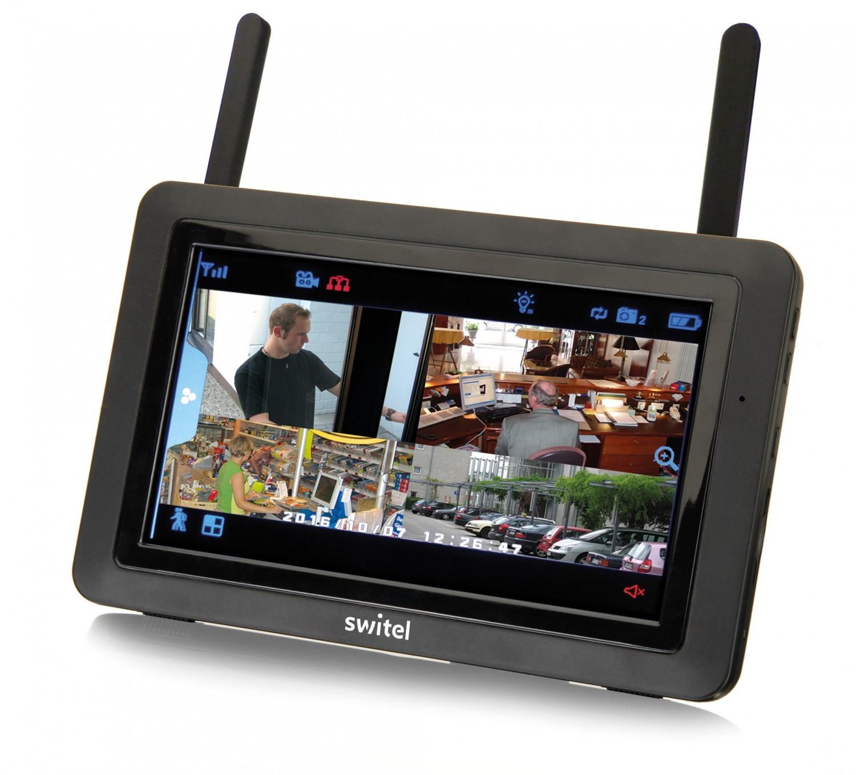 Videoüberwachungsanlage Switel HSIP 5700 im Test, Bild 7