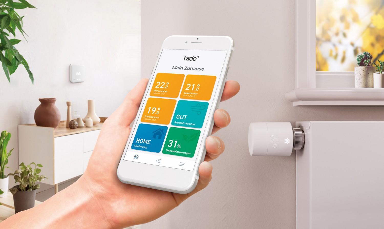Sonstiges (iHome) Tado° Smartes Heizkörper- Thermostat-Starter Kit V3+ im Test, Bild 1