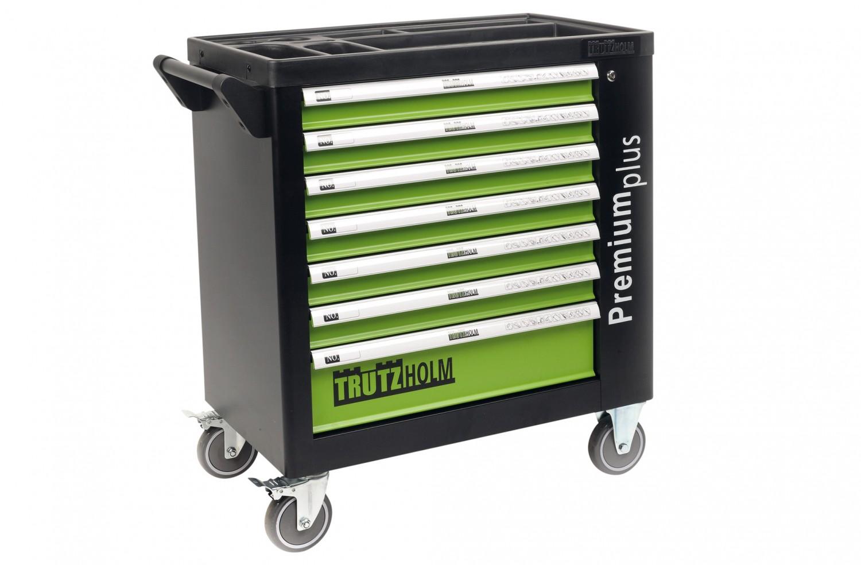 Gewerbliche Werkzeuge Trutzholm Werkstattwagen Premium XXL 12994 im Test, Bild 5