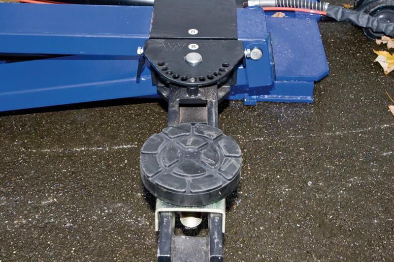 Sonstige Werkstatteinrichtung WDW Lift 5.500 im Test, Bild 2