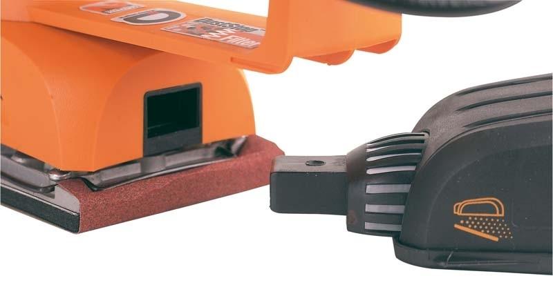Schwingschleifer Worx Schwingschleifer WX26FS im Test, Bild 4