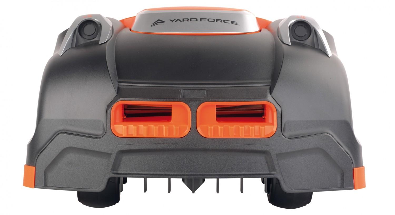 Roboter-Rasenmäher Yardforce NX80i im Test, Bild 2