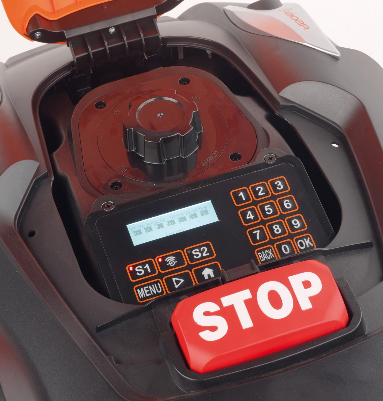 Roboter-Rasenmäher Yardforce NX80i im Test, Bild 3