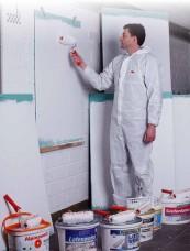 Innenfarben-Wand: 6 Latexfarben im Vergleich Nassabriebbeständig, Bild 1