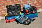 Handwerkzeug-Sets: Acht Ratschenkästen mit 1/2- und 1/4-Antrieb im Test, Bild 1