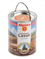Lacke und Lasuren Alpina (Farben) Premium Lasur im Test, Bild 1
