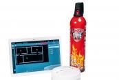 Feuermelder AMG SmokeTab im Test, Bild 1